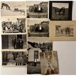NV - Aurora,Mineral County - c1910-1915 - Aurora Photographs