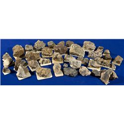NV - Aurora,Mineral County -  Specimen Collection - Mineral County
