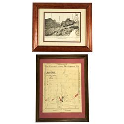 NV - Bullfrog,Nye County - c1910 - Bullfrog Mining District Group (Framed)