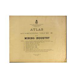 NV - Carson City,Ormsby County - c1865 - Mining Industry Atlas