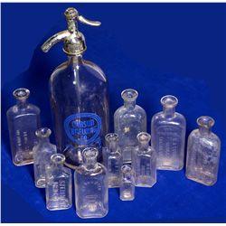 NV - Carson City,Ormsby County - Nevada Bottles