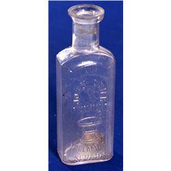 NV - Delamar,Lincoln County - c1895 - Delamar Drugstore Bottle