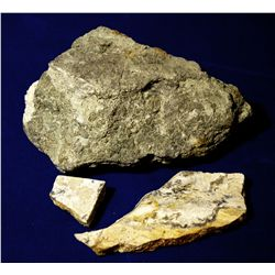 NV - Elko County,Elko County Gold Specimen