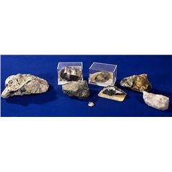 NV - Nye County,c1900 - Nye County Mineral Specimens