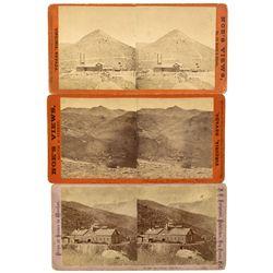 NV - Storey County,c1870 - Comstock Stereoviews