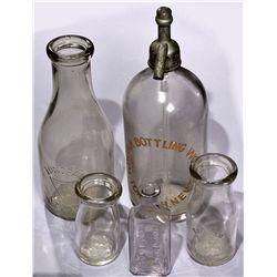 NV - Tonopah,Nye County - Tonopah Bottle Collection