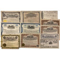 NV - Treasure Hill,White Pine County - Treasure Hill Stock Collection