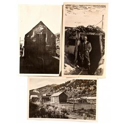 NV - Uinon,Eureka County - 1915 - Union Area Photographs