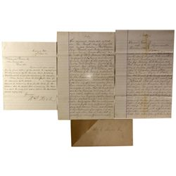 CA - Amador County,1869-77 - Eureka Mill Documents