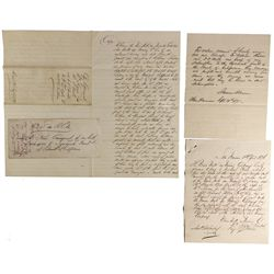 CA - San Francisco,1875 - Sharon-Mills Documents