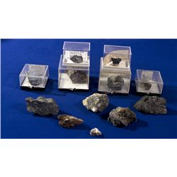 NV - Virginia City,Storey County - c1870 - Comstock Specimens