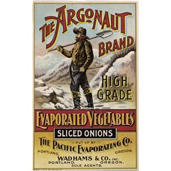 OR - Portland,Multnomah County - c1910 - Pacific Evaporating Co., Oregon Advertising Flyer