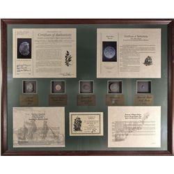 1622-1809 - Shipwreck Treasure Coins
