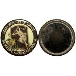CA - Yreka,c1908 - Dew Drop Bawdy Good For Mirror