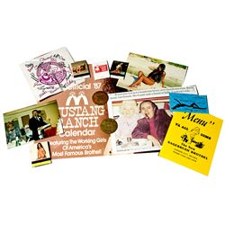 NV - Mustang Ranch,c1975 - Gordon Churchward's Mustang Ranch-Conforte Collection
