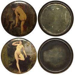 OH - Hamilton,c1900-1910 - Bawdy Good For Mirror Set