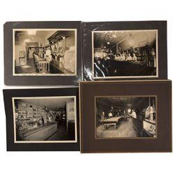 Saloon Interior Photographs