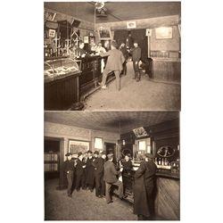 Saloon Interiors Large Photographs