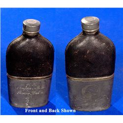 CA - Bodie,Mono County - No Date - Bodie Whiskey Flask