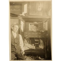 NV - Rawhide,Mineral County - c1905 - Northern Saloon Photo