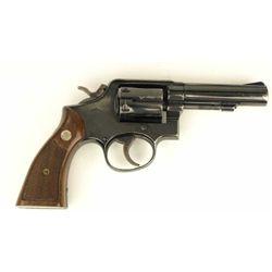 Smith & Wesson Model 10-6 .38 S&W spec.