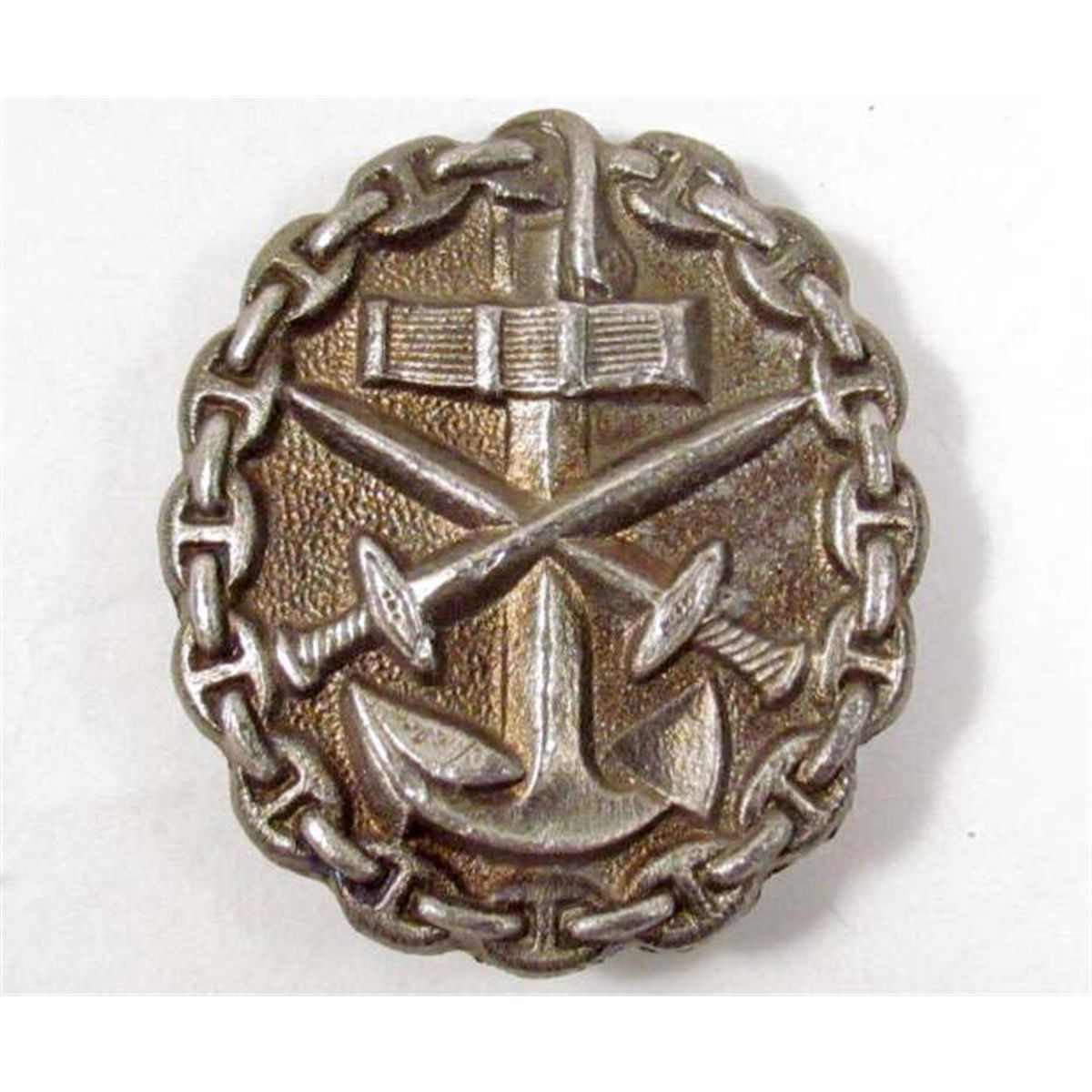 IMPERIAL GERMAN NAVY WOUND BADGE