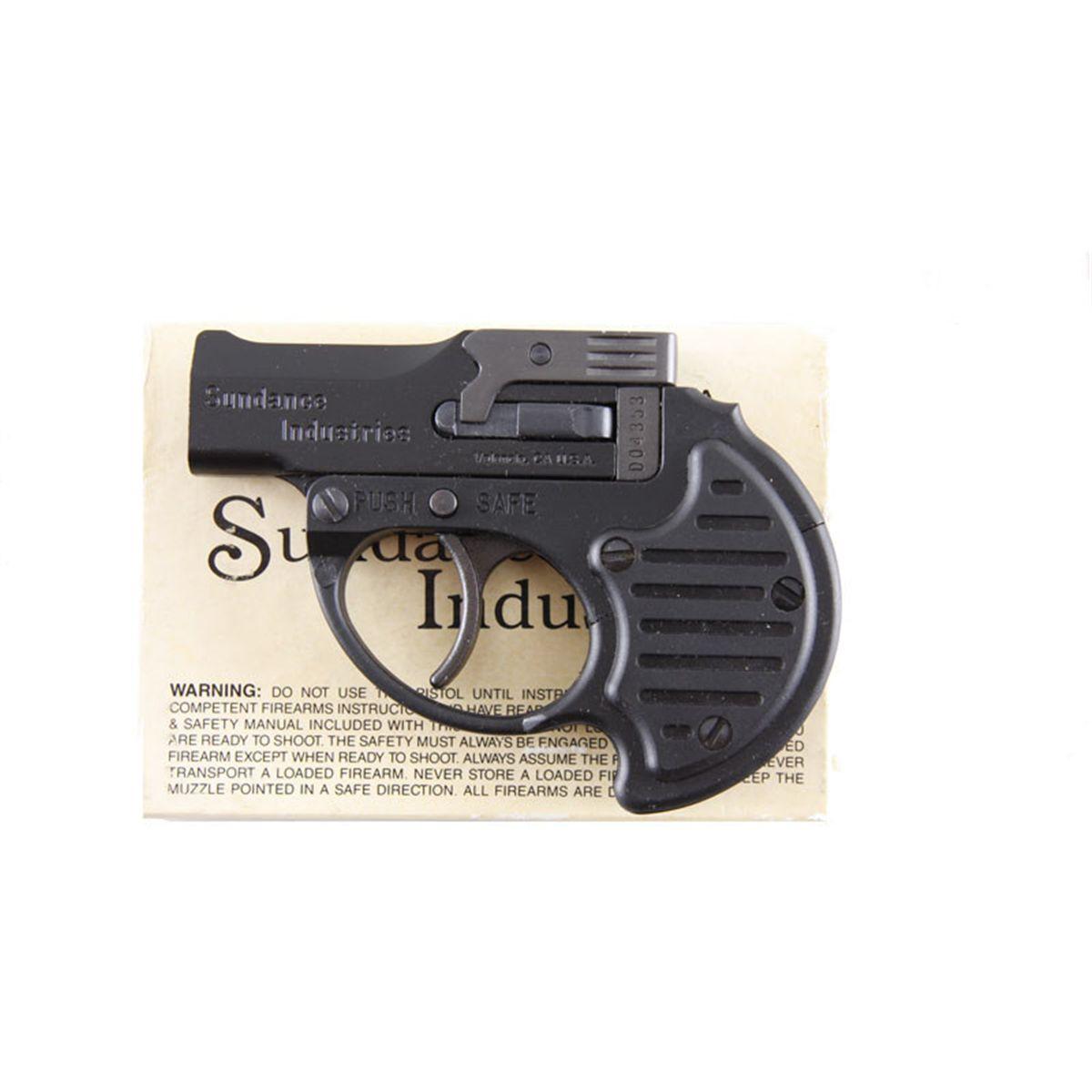Sundance Ind  Derringer Cal  22 SN:D04353 Double barrel