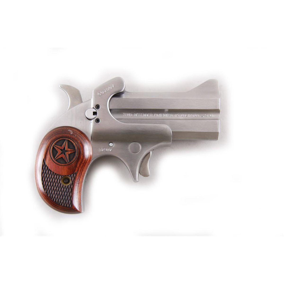 Bond Arms Cowboy Defender Cal  45LC/ 410 SN:37907, Double barrel derringer  style pistol that shoots