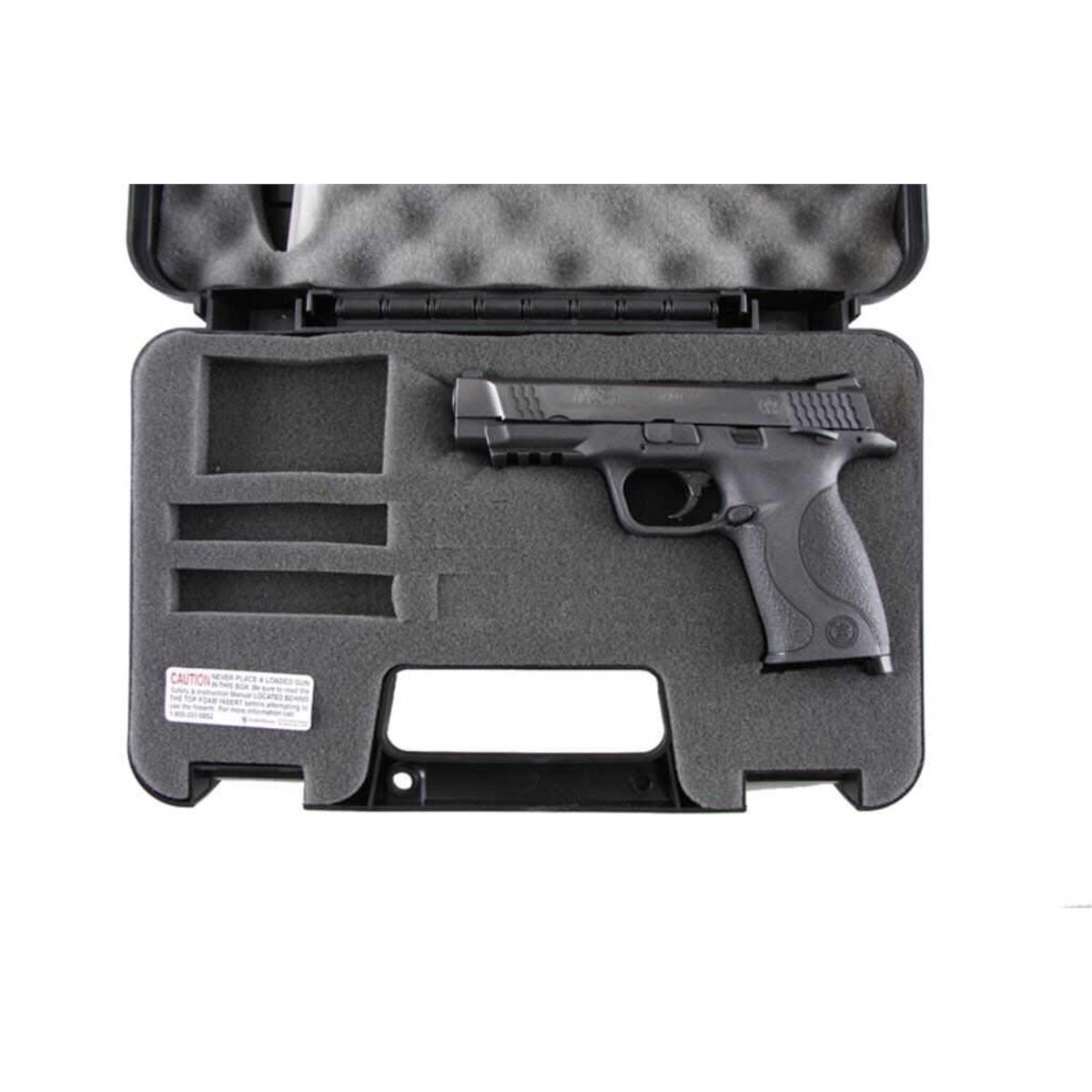 Smith & Wesson Mdl M&P 45 Cal  45acp SN:MPR5907, Double action semi