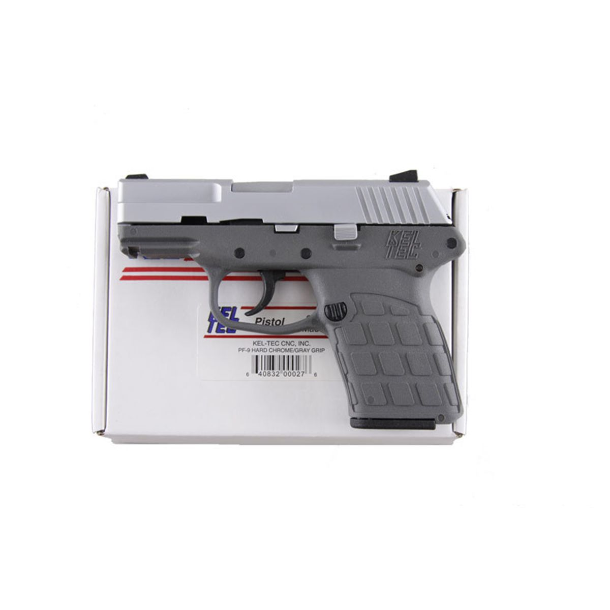 Kel Tec PF9 Cal 9mm SN:R3W13 Double action only (DAO