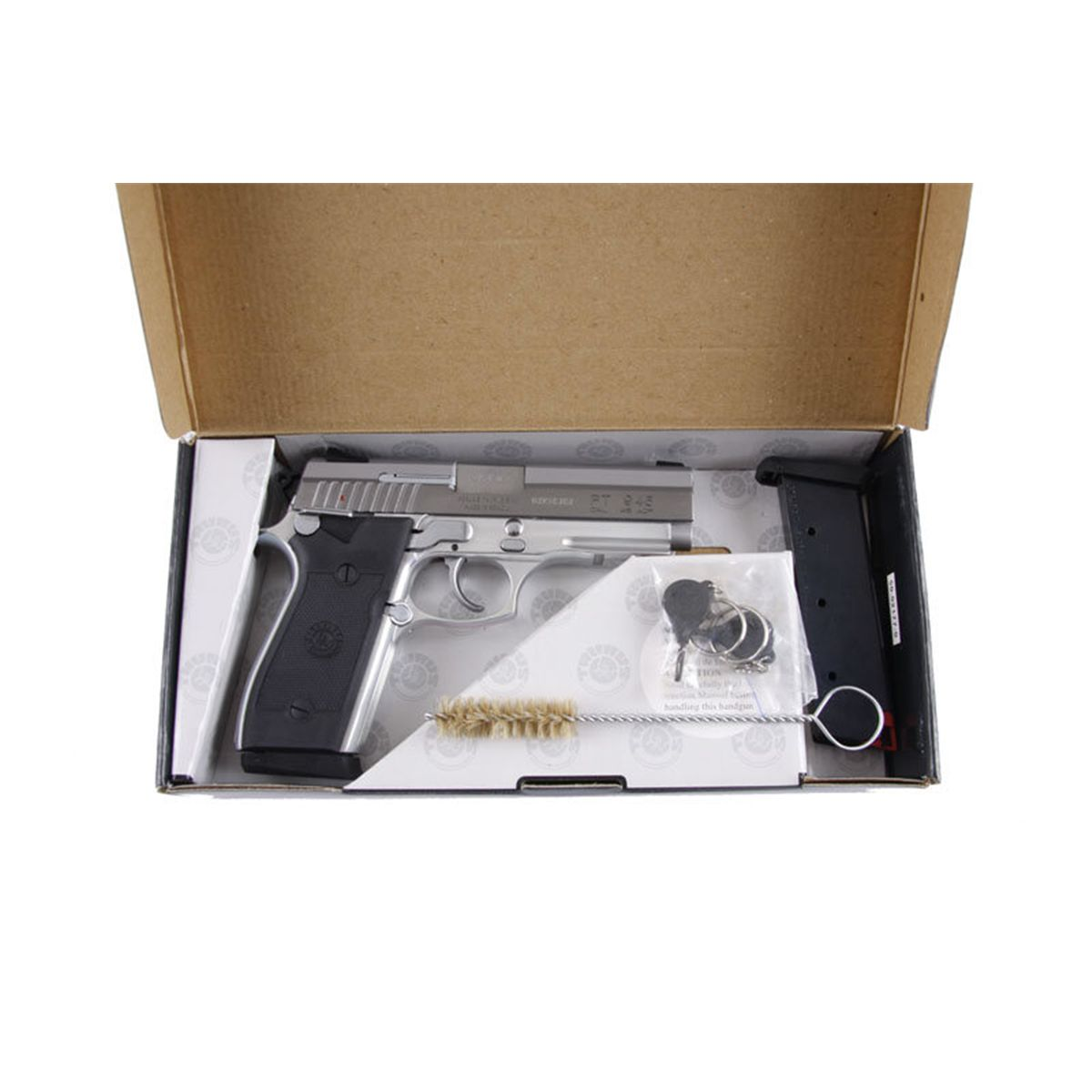 Taurus Mdl PT945 Cal  45acp SN:NZK50302 Double/single action