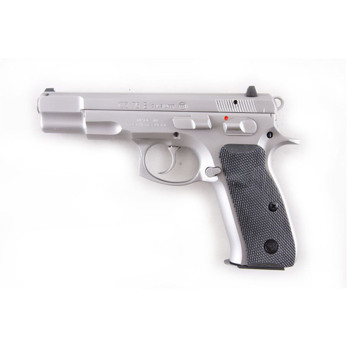 double single-action pistol