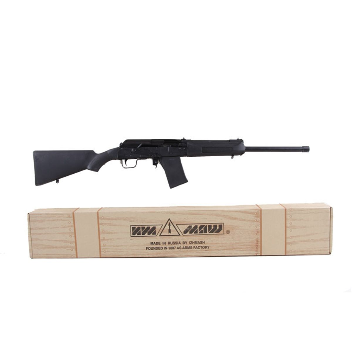 Izhmash Saiga-20 20 Ga SN:H07590845 Semi-auto AK47 Style