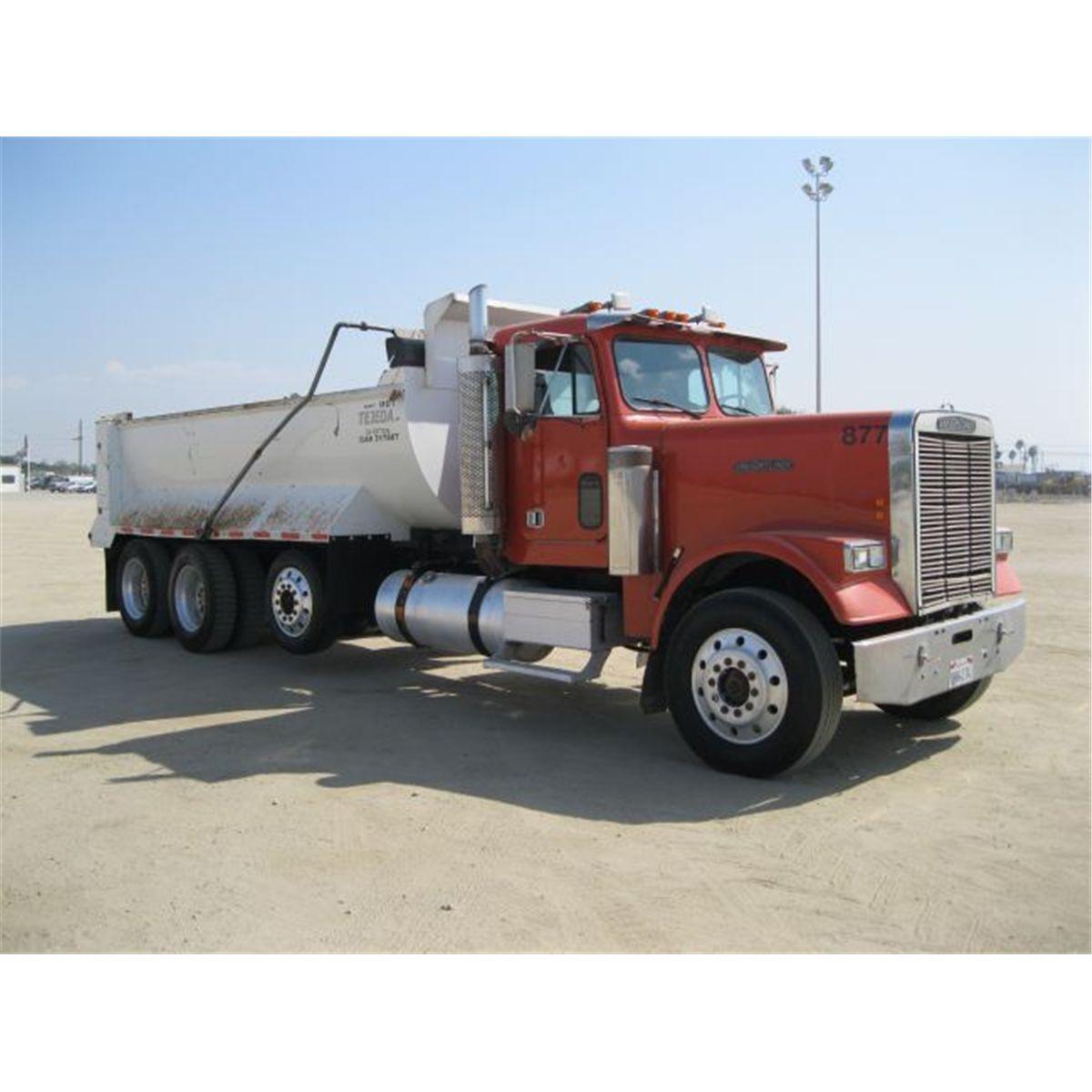 1989 Freightliner Super 10 Dump Truck