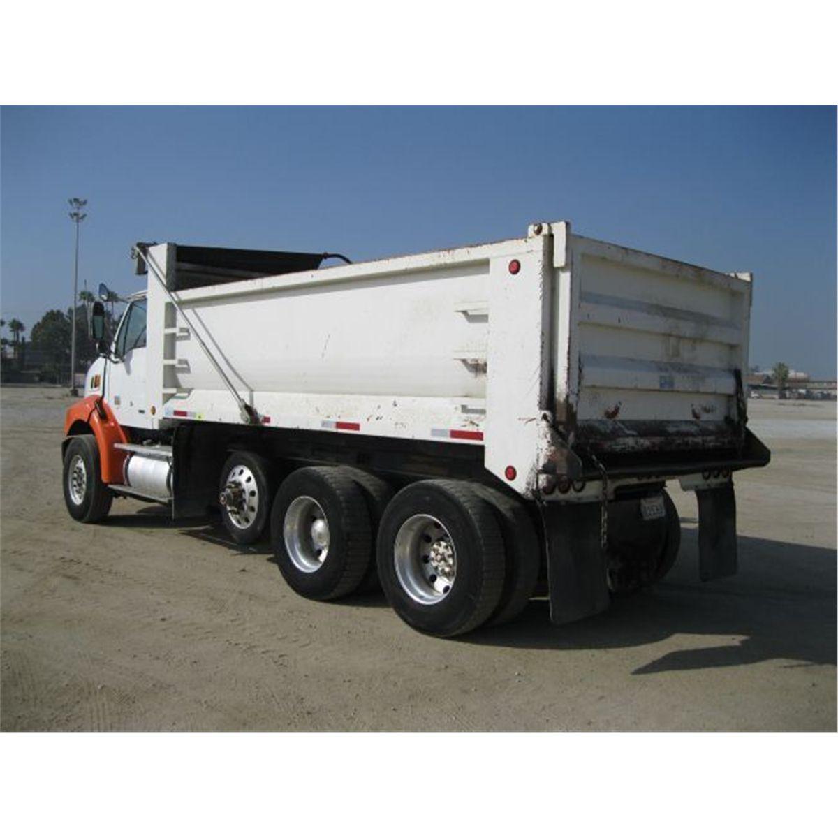 2000 Sterling Super 10 Dump Truck