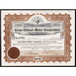Crow-Elkhart Motor Corp.