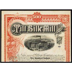 Till Silk Mill Specimen Bond.