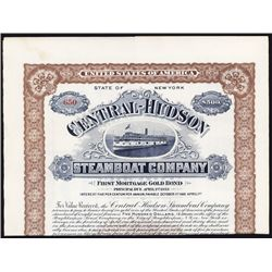 Central-Hudson Steamboat Co. Bond.