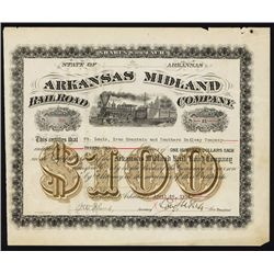 Arkansas Midland Rail Road Co.