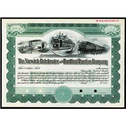 Norwich, Colchester & Hartford Traction Co.