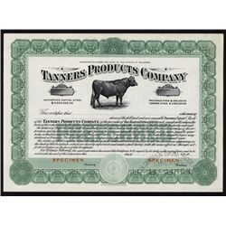 Tanners Products Co.