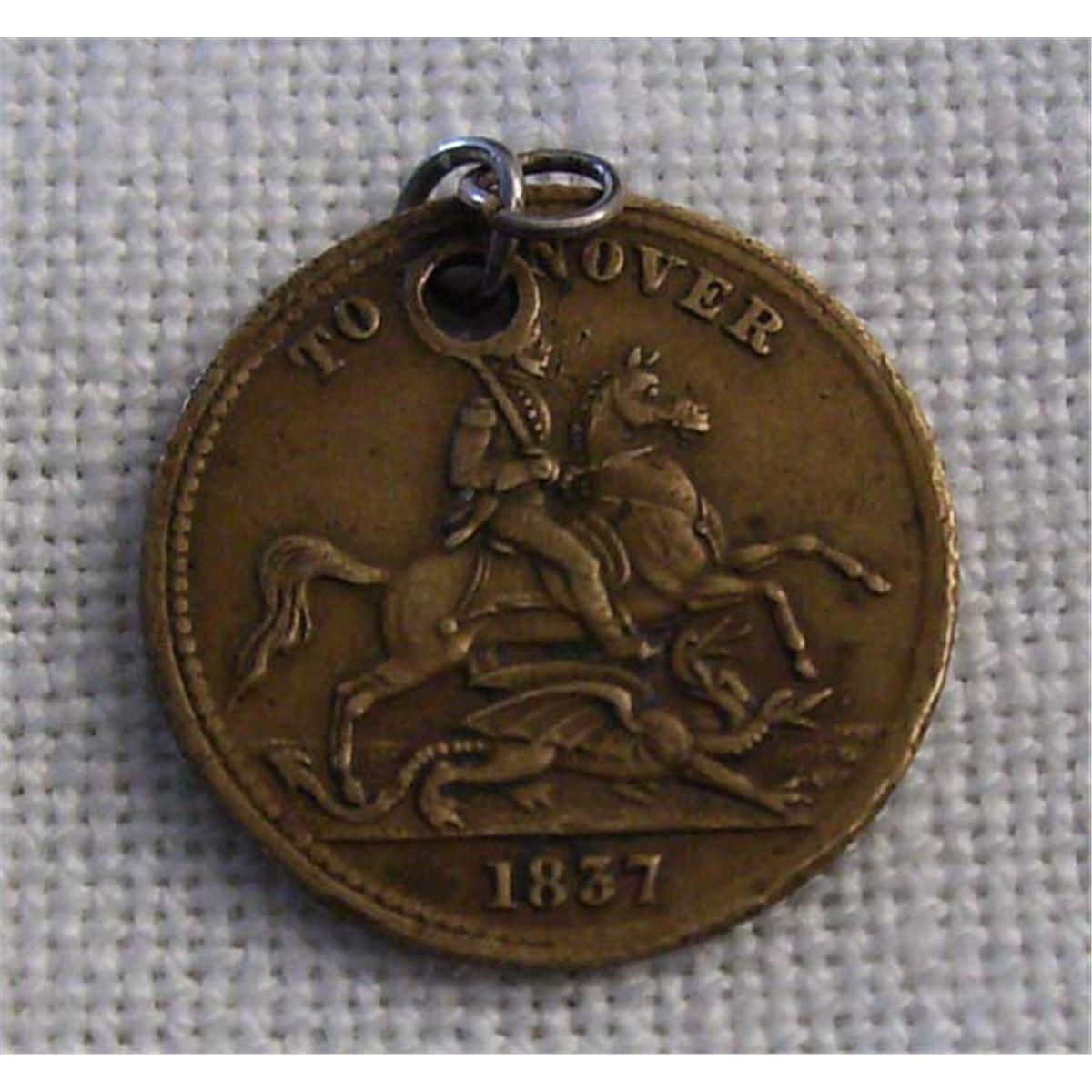 1837 victoria coin