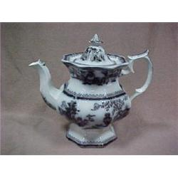 "Mulberry teapot with lid ""Jeddo"","