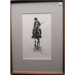 WESTERN PEN AND INK