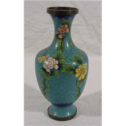Cloisonné Vase, Ca. 1890