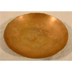 """""""The Avon Copper Smith"""" Copper Dish"""