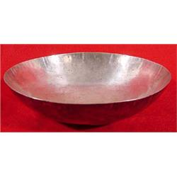 Hand Wrought Silver Plated ? Bowl