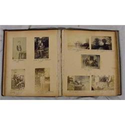 Photo Album of 160+ Images, Ca. 1860