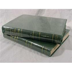 """2 Vol. Set """"The Wild Flowers of New York"""" by Homer D. House, 1918"""