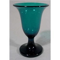 Aqua Wine Glass